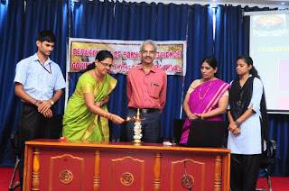 Inauguration Of Computer Science Association  and interclass computer Quiz Competition (2016-2017)