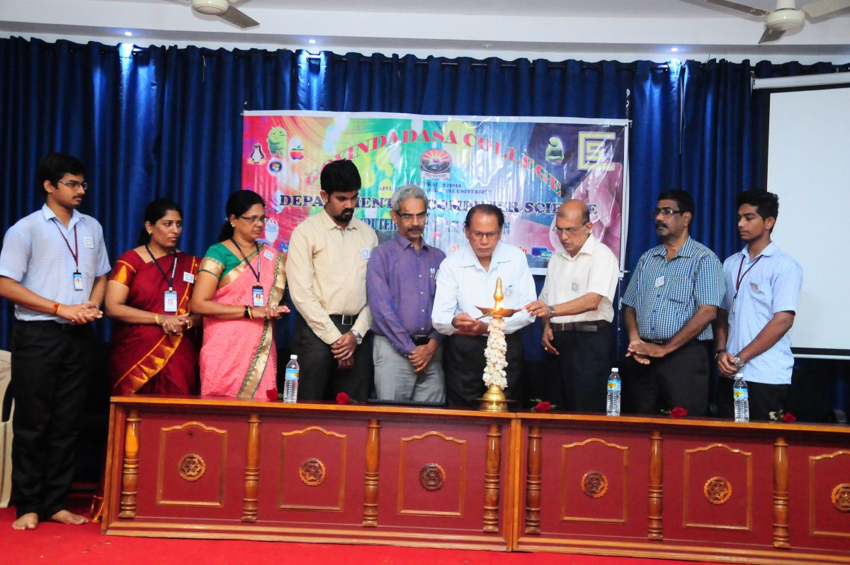 Inauguration Of Computer Science Association  2017-2018