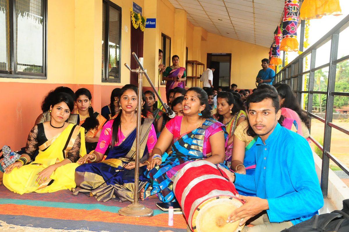 Deepavali Celebration at PG Center