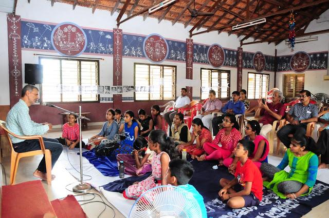 Music Workshop by Yuva Kalamani Smt. Prarthana Sai Narashiman