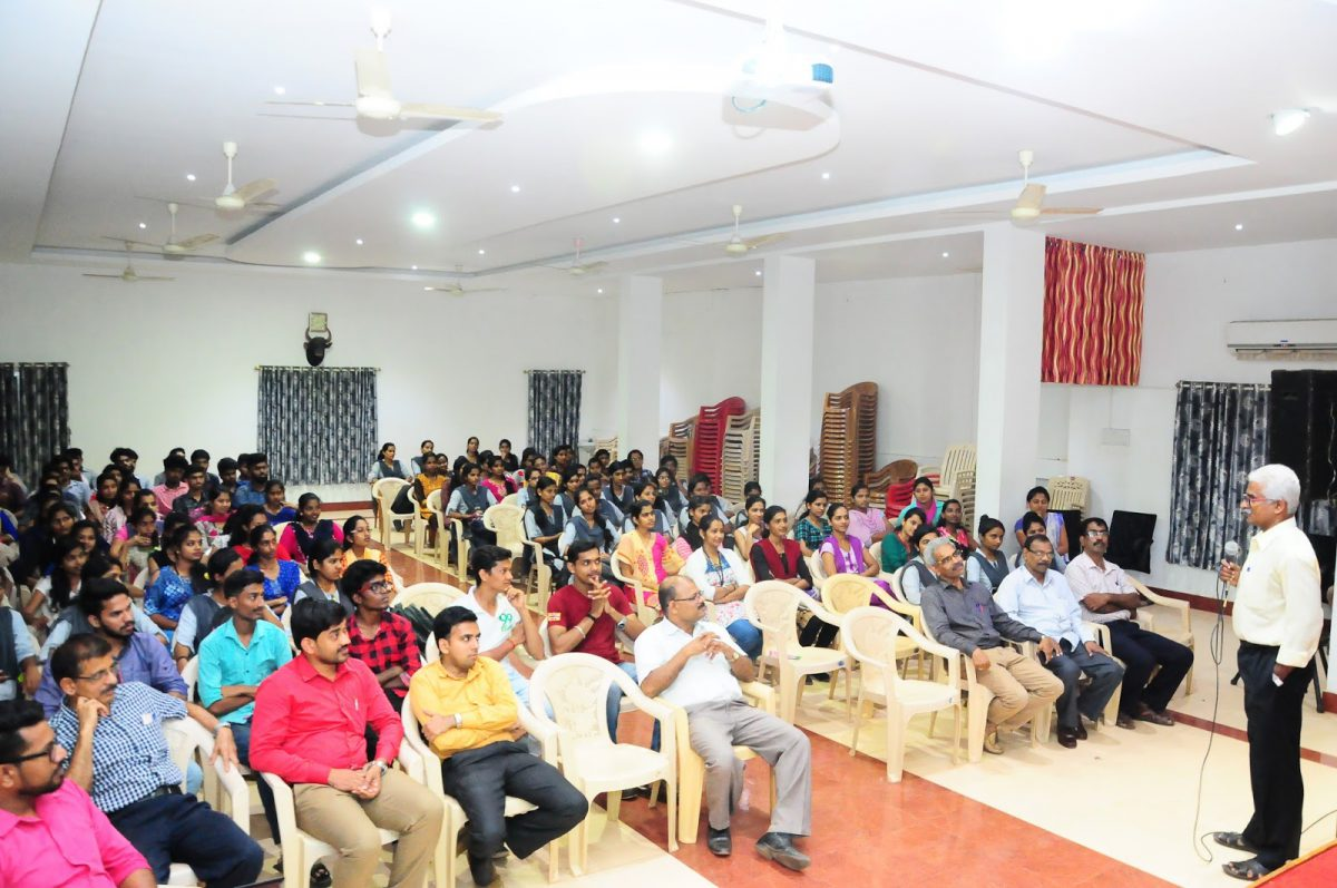 Talk on Role of Youth in Water Conservation