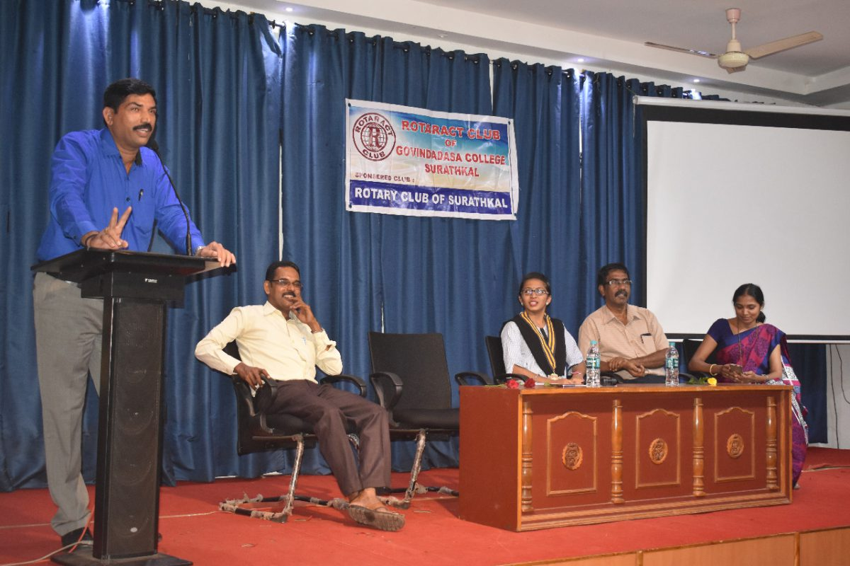 A talk on Crime-less society