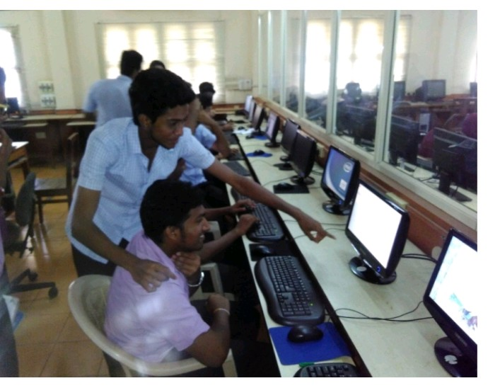 MS-Office workshop for arts PU Students by BCA students(2016-2017)