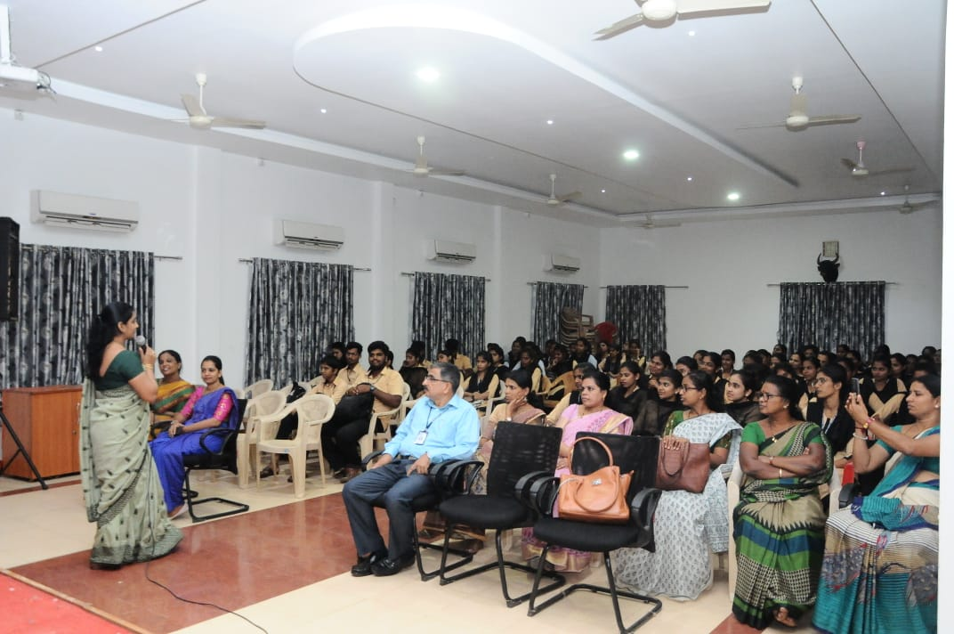 Talk on Women Empowerment and Gender Equity 2019-2020