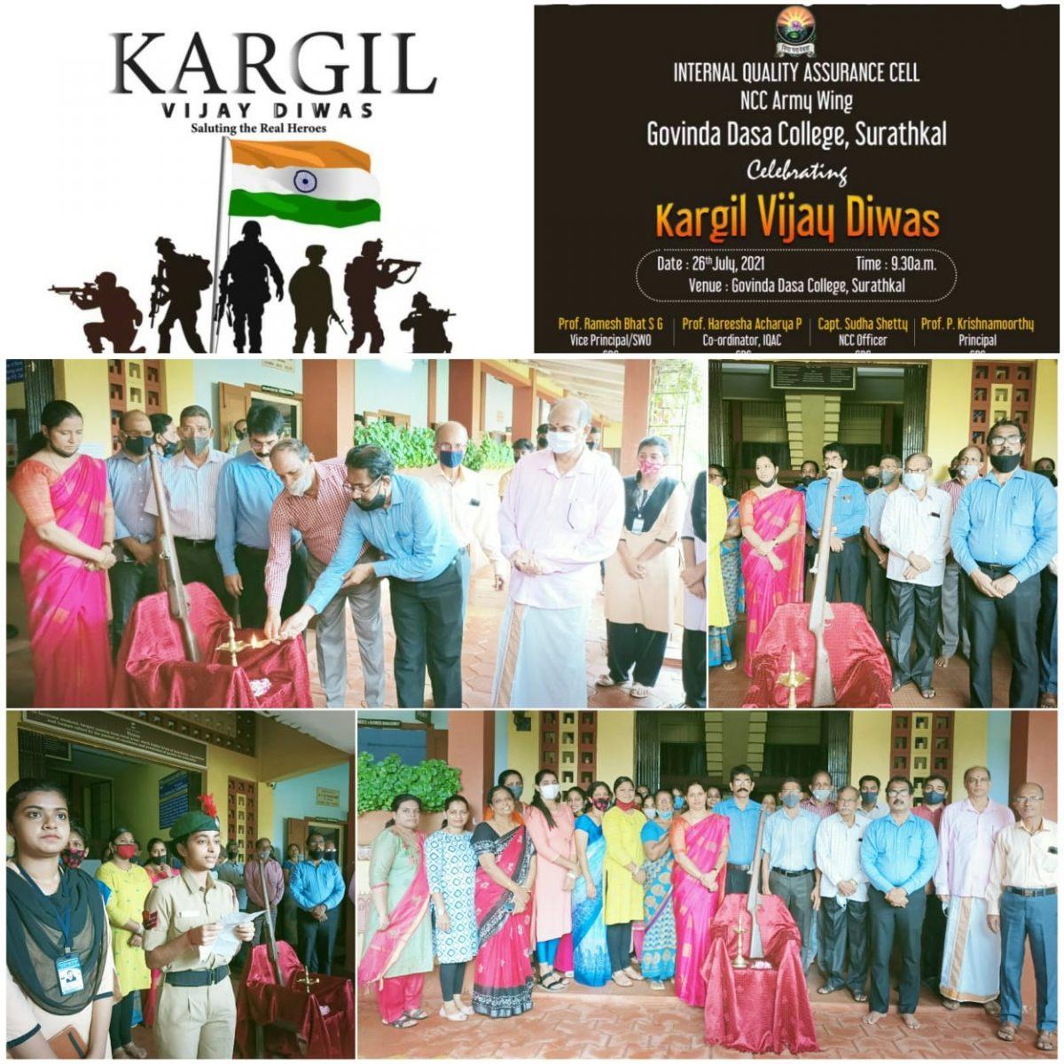 Kargil Vijay Diwas-2021