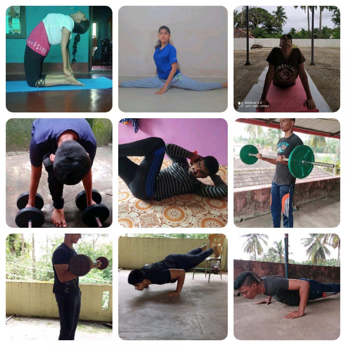 International Yoga Day-2021
